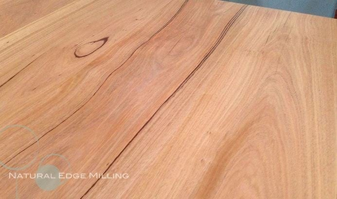 Furniture Timber - Natural Edge Milling